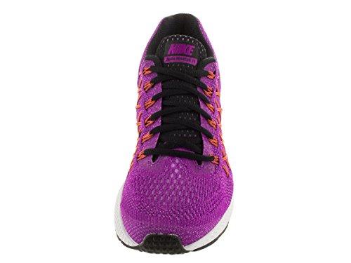 Mujer Pegasus Zapatillas Wmns Air Glow Nike Purple para Vivid fchs Running Morado Black de Zoom 32 tgfzqcwq