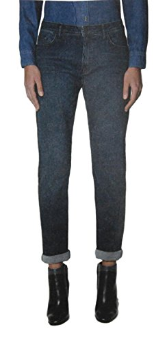 Calvin Klein Jeans Ladies' Slim Boyfriend Jean (12, (Calvin Klein Classic Jeans)