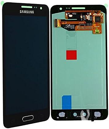 Samsung Galaxy A3 SM-A300 F Módulo Display + digitalizador Negro ...