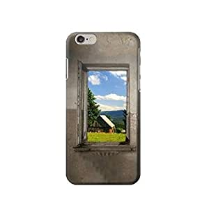 Country Window Case Cover For Ipod Touch 4 fashion design image custom Case Cover For Ipod Touch 4 ,durable Case Cover For Ipod Touch 4 hard 3D Case Cover For Ipod Touch 4 Case Cover For Ipod Touch 4 Full Wrap Case