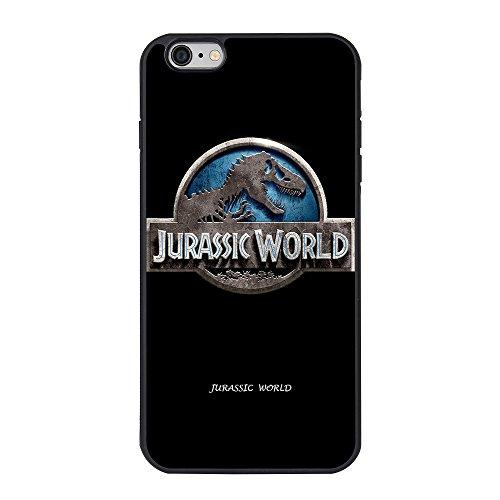 "Price comparison product image Jurassic World iPhone 6 plus case, Jurassic World Case for iPhone 6 plus / 6s plus 5.5"" TPU Case"