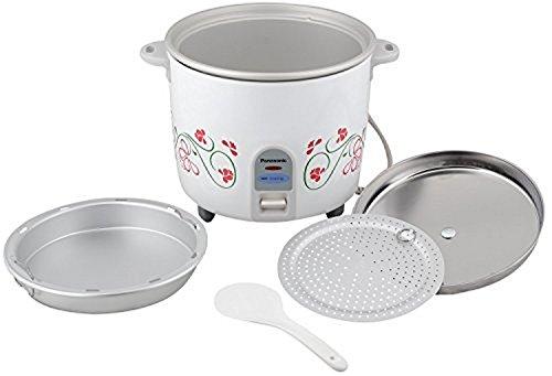 Panasonic SR WA22F 1.1-Litre Rice Cooker (Post Cooking- 5.4 litres)