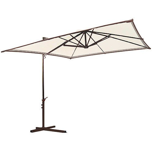 Amazon.com : Garden Winds Sand Dune Off Set Umbrella Replacement Canopy :  Outdoor Canopies : Patio, Lawn U0026 Garden