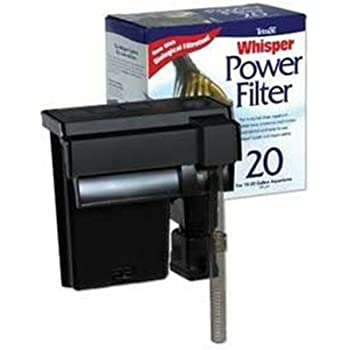 Tetra 25772 Whisper Power Filter 20, 20-Gallon