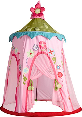HABA Floral Wreath Free-Standing Play Tent - Stands 75