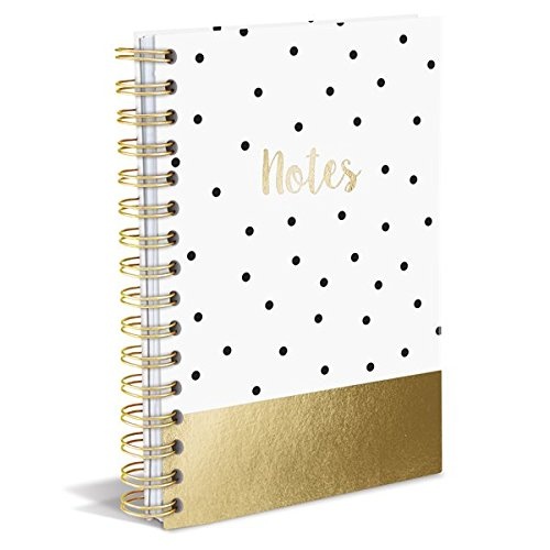 Dipped Foil Hard Bound Journal