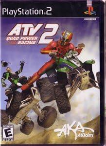 Amazon com: ATV 2 Quad Power Racing - PlayStation 2: Artist