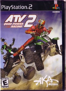ATV 2 Quad Power Racing - PlayStation 2 (For Racing Ps2)