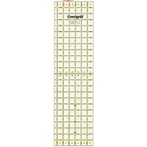 Omnigrid Quilter'S Ruler-6-1/2x24