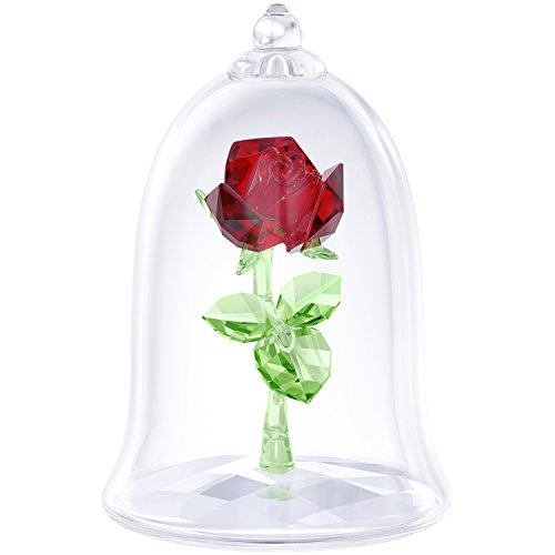 Swarovski Crystal Enchanted Rose Figurine 5230478 ()