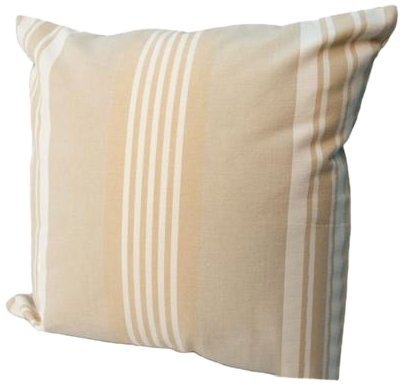 (Rennie & Rose - Cabana Collection Stripe 18-Inch Pre Stuffed Pillow,)