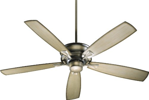 42605-22 Alton 5-Blade Ceiling Fan with Reversible Blades, 60-Inch, Antique Flemish Finish ()