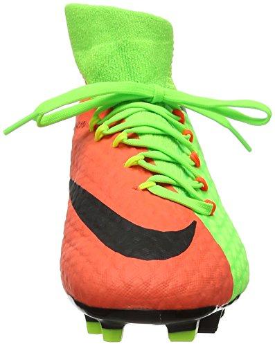 Volt Vert FG Scarpe Noir Vert Hyper DF Nike Uomo Orange da 3 Calcio Phatal Électrique Multicolore Hypervenom qBxZvI