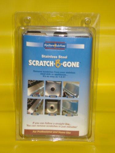 Amazoncom ScratchBGone Stainless Steel Scratch Repair Kit