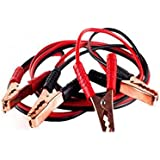 Retina 301 10-feet Battery Jumper Cable (Set of 2, Assorted)
