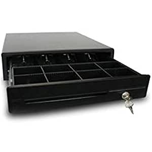 Phoenix Technologies PHCAJONNEGRO - Cajón portamonedas automático / eléctrico, negro