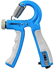 Upgraded Hand Grip Strengthener Adjustable Resistance 11-132 Lbs (5-60kg) for Hand Gripper Exercise, Strength Training, Wrist Strengthener, and Hand Workout