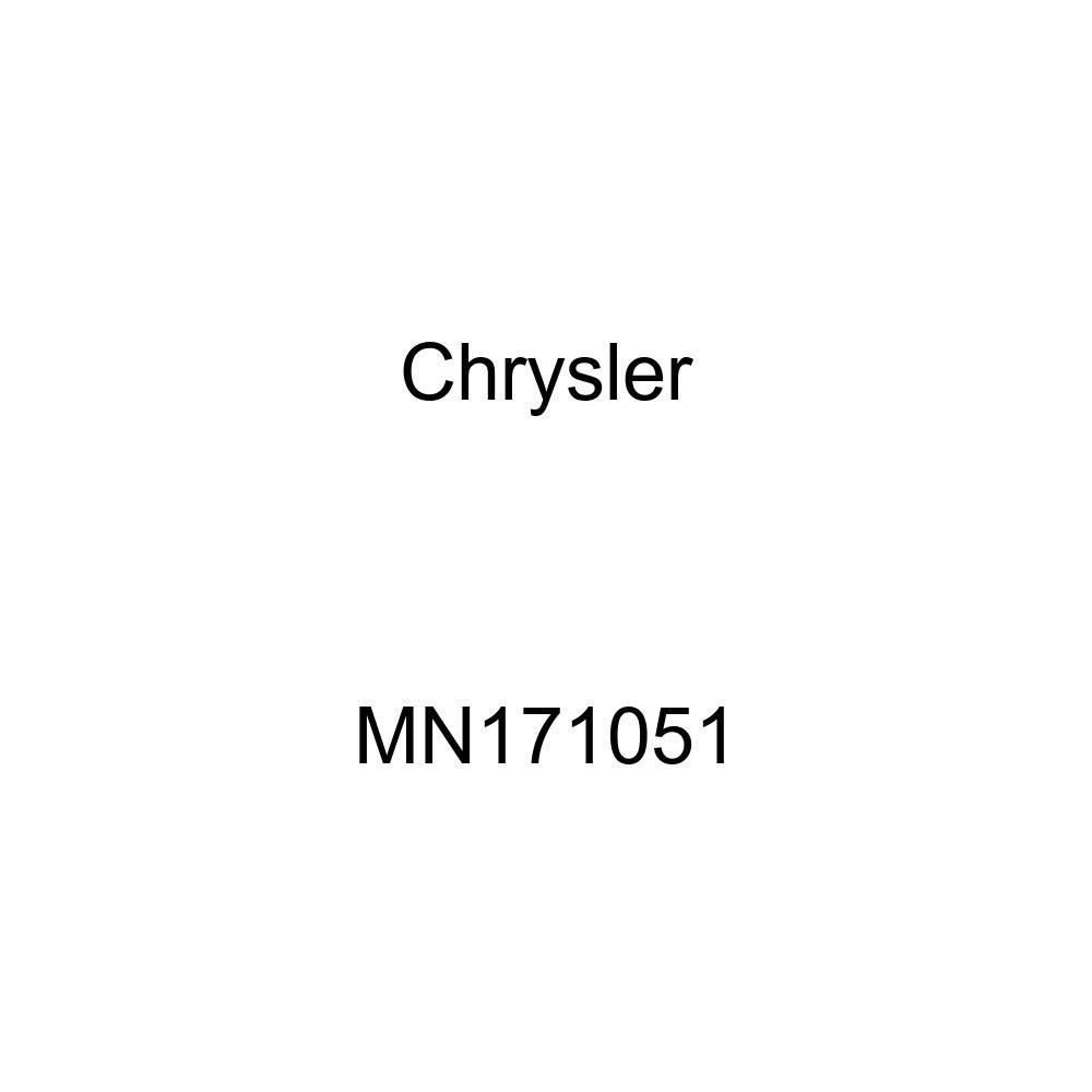 Genuine Chrysler MN171051 Fuel Intake Air Hose