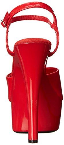Womens Ellie Red Shoes Platform Juliet Sandal 601 Shoes Ellie qAOp1gnOt
