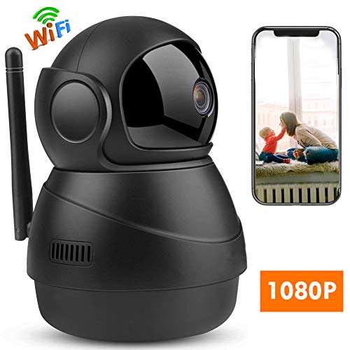 Cheap Hidgbaby 1080P Ip Camera FHD Wireless IP Camera, Indoor Security Camera with Pan/Tilt/Zoom Function, Night Vision, Two-Way Audio & Motion Detection, Home Surveillance Camera for Baby/Pet/Nanny Monitor
