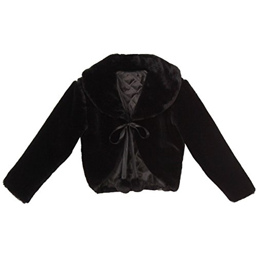 Quilted Satin Coat - 1