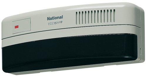 Panasonic 小電力型ワイヤレスコール 熱線センサー送信器(屋側用) ベージュ ECE1821FP B000I0OQYI