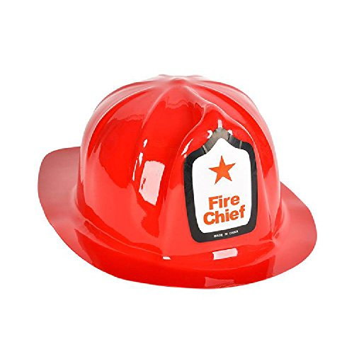 (Adult Fireman Hat (With Sticky)