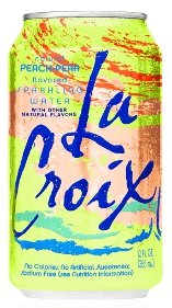 La Croix Sparkling Water, Can, Peach / Pear 12 oz. 12-Count (Pack of 2)