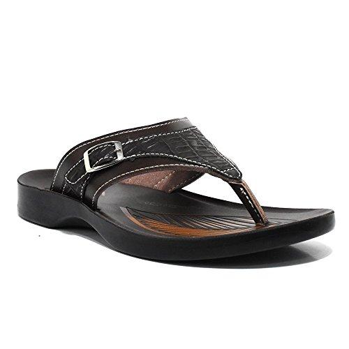 Sandali Infradito Per Donna | Supporto Arco | Casual - Essenziale Per Guardaroba Semi Casual | Aerosoft Elmush Blu