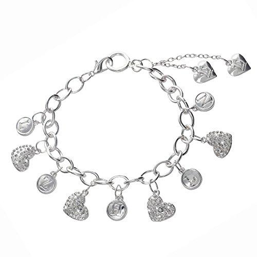 one direction charm bracelet - 1