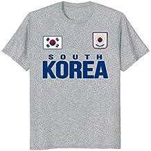 South Korea T-shirt Soccer Jersey Style