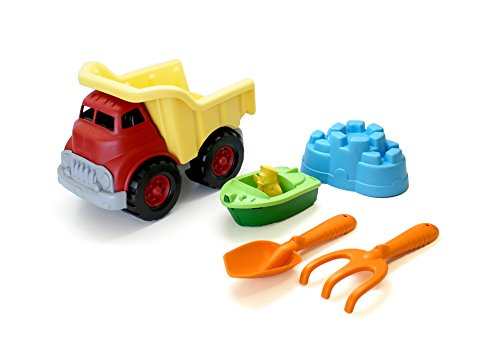 Green Toys Water Truck Tools product image