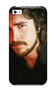 Dixie Delling Meier's Shop New Style 1732957K74159604 Special Skin Case Cover For Iphone 5c, Popular Christian Bale Phone Case