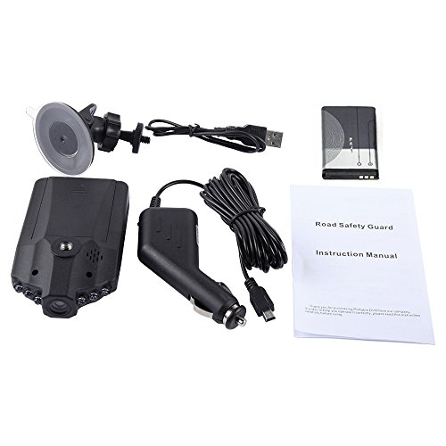 2.5-Inch HD Rotatable LED IR DVR Video Camcorder with Camera Holder