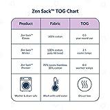 Nested Bean Zen Sack - Gently Weighted Sleep Sacks