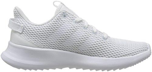 adidas CF Racer TR W, Zapatillas de Deporte Para Mujer Blanco (Ftwbla / Ftwbla / Plamat)