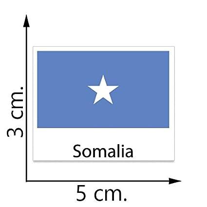 Somalia flag temporary tattoos sticker body tattoo
