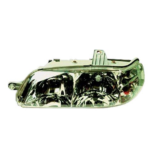 Magneti Marelli 712430301110 Hauptscheinwerfer Linke mit LWR