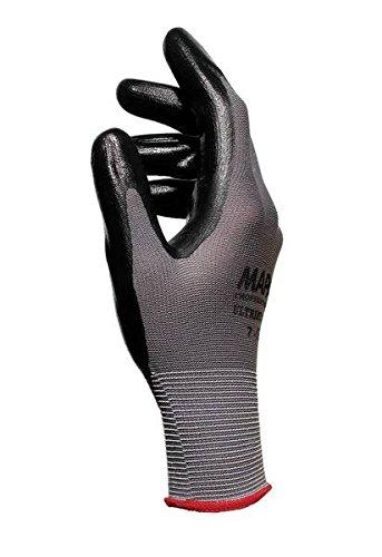 Mapa ultrane 553 - Juego guantes ultrane553 talla 6 negro, 1 par ULTRANE-553-GR-6
