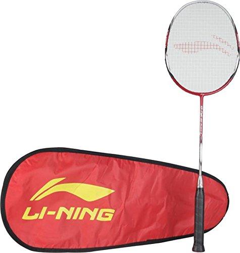 Li Ning G Tek 88 Muscle II Multicolor Strung Badminton Racquet  Weight   83 g  Badminton Racquets