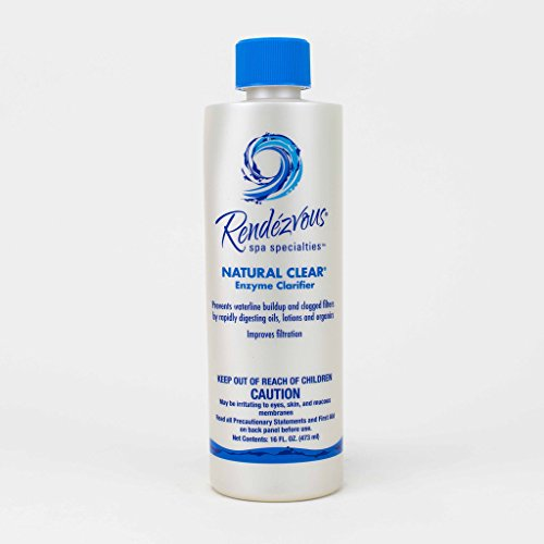 Rendezvous Spa Specialties Natural Clear product image