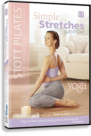 STOTT PILATES Simple Stretches