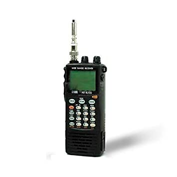 AOR AR8200D wideband communications receiver: Amazon co uk: Electronics