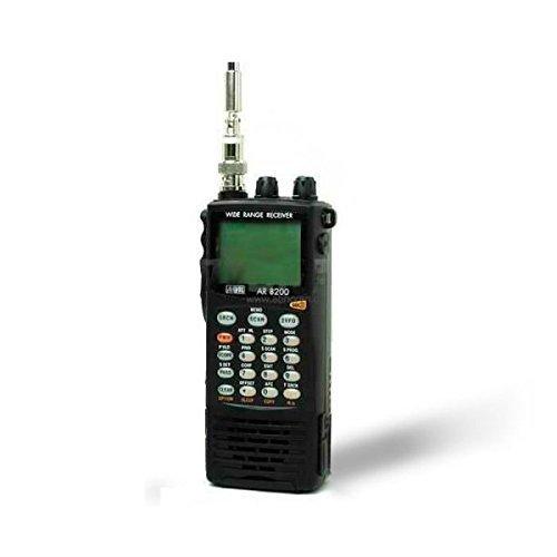 AOR AR8200D Wide Range Communications Receiver