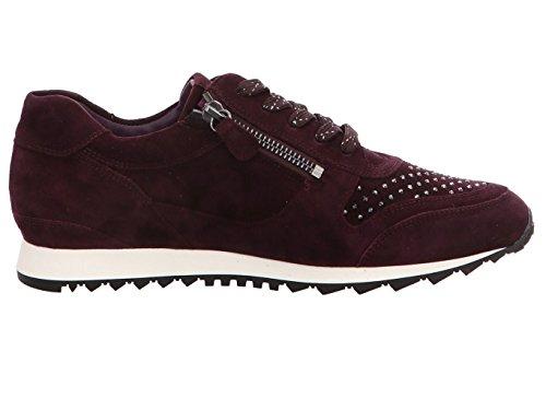 Mujer De Rojo 4 Hassia Para Chianti Zapatos Cordones 44000 301932 Piel xIqwR8