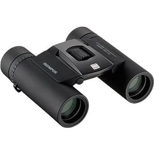 Olympus 10×25 WP II Binocular (Black)