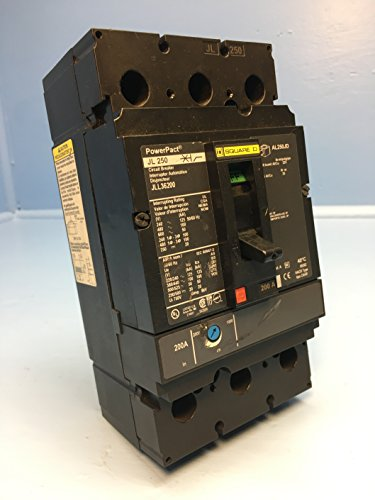 Square D / Schneider Electric JLL36200 (SQD) - Circuit Breaker by Square D