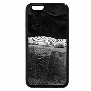 iPhone 6S Plus Case, iPhone 6 Plus Case (Black & White) - Sleeping beauty :