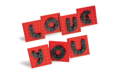LEGO Love You