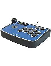 Lioncast Arcade Fighting Stick Rojo, Azul & Negro
